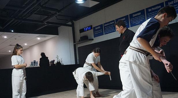 Kids Martial Arts Fitness Classes